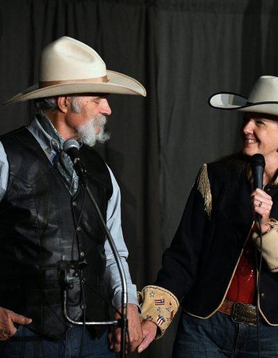 Floyd and Valerie Beard